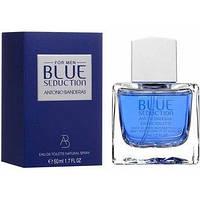Antonio Banderas Blue Seduction For Men edt 50 ml. мужской оригинал