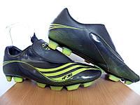 Бутсы Adidas F30 100% Оригинал  р-р 47 (30,5см) (сток, б/у) футзалки бампы копы сороконожки