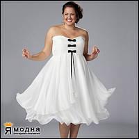 Батал – одежда больших размеров – платья для пышных форм