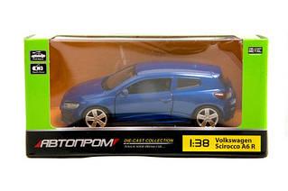 Машина металева Автопром Volkswagen