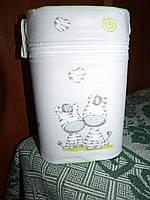Термос для детских бутылочек двойной (пенопласт)