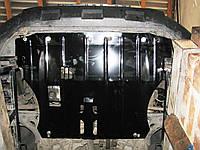 Защита двигателя и КПП Peugeot Bipper (2008--) все