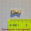 Держатель для кулона 1,3 см золотистый