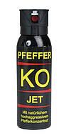 Газовый баллончик струйный Pfeffer KO JET 100Ml. Германия, оригинал.