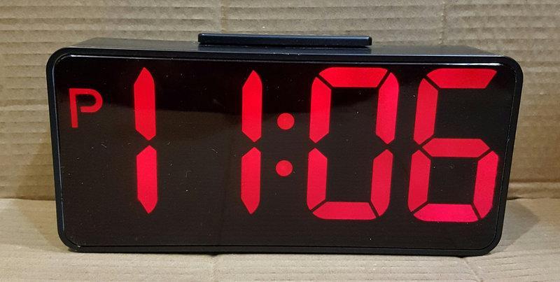Настольные электронные LED часы 1688-1