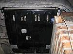 Защита двигателя и КПП Peugeot Boxer (2006--) механика все