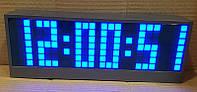 Настольные электронные LED часы 2189, фото 1