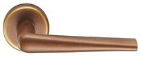 Дверные ручки COLOMBO ROBOTRE CD 91 - бронза