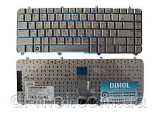 Клавиатура для ноутбука HP Pavilion dv5, dv5t, dv5-1000, dv5-1100, dv5-1200, rus, silver