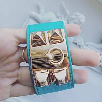 Браслет Hermes Mint Gold