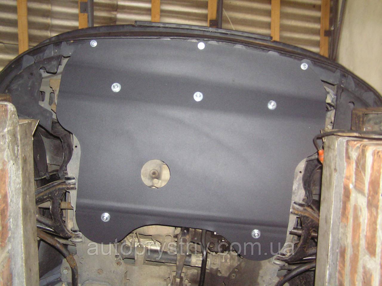 Защита двигателя и КПП Renault Kangoo (1997-2008) 1.9 D
