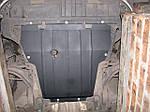 Защита двигателя и КПП Renault Clio (2005-2012) механика 1.5 D