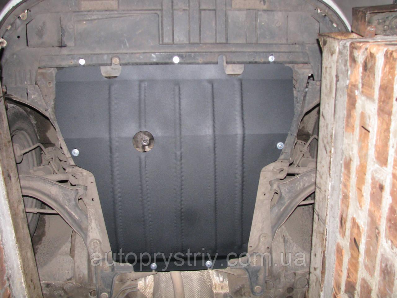 Защита двигателя и КПП Renault Clio 3(2005-2012), 4 (2012--)  механика 1.5 D