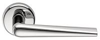 Дверные ручки COLOMBO ROBOTRE CD 91 - хром