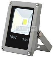 Прожектор светодиодный FLOOD LIGHT Светодиодный прожектор LED Flood Light 10W SLIM