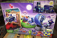Штаб-квартира супергерои в масках PJ Masks Headquarter Play Set, фото 1