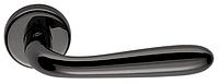 Дверные ручки COLOMBO ROBOT CD 41 - матовый черный