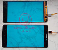 Lenovo K3 Note / A7000  сенсорний екран, тачскрін чорний