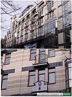 Фасад из керамогранита 4
