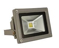 Прожектор светодиодный Lemanso Прожектор светодиодный LED _10w 4000K IP65 1LED LEMANSO серый / LMP10