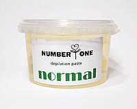 Сахарная паста для шугаринга средняя 700г Number One Normal