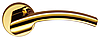 Дверные ручки COLOMBO OLLY LC 61 - полированная латунь