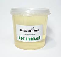 Сахарная паста для шугаринга средняя 1450г Number One Normal