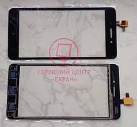Lenovo S60 сенсорний екран, тачскрін чорний