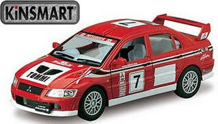 Модель легковая Mitsubishi Lancer Evolution VII WRC