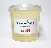 Сахарная паста для шугаринга мягкая 1450г Number One Soft