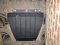 Защита двигателя и КПП механика Renault Megane 3 (2008--) 2.0, 1.5 D