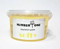 Сахарная паста для шугаринга очень мягкая 700г Number One Soft+
