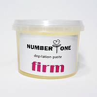 Сахарная паста для шугаринга плотная 450г Number One Firm