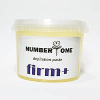 Сахарная паста для шугаринга очень плотная 450г Number One Firm+