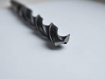 Свердло по металу конічним хвостовиком 6,7 В1 Р6М5