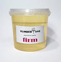 Сахарная паста для шугаринга плотная 1450г Number One Firm