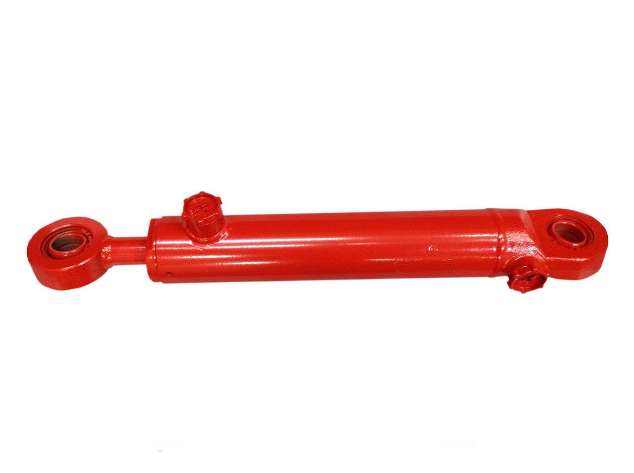 Гидроцилиндр рулевой ЮМЗ (без пальцев) ГЦ-50.25.210.425.25
