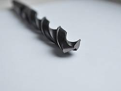 Сверло по металлу коническим хвостовиком  9 В1 Р6М5