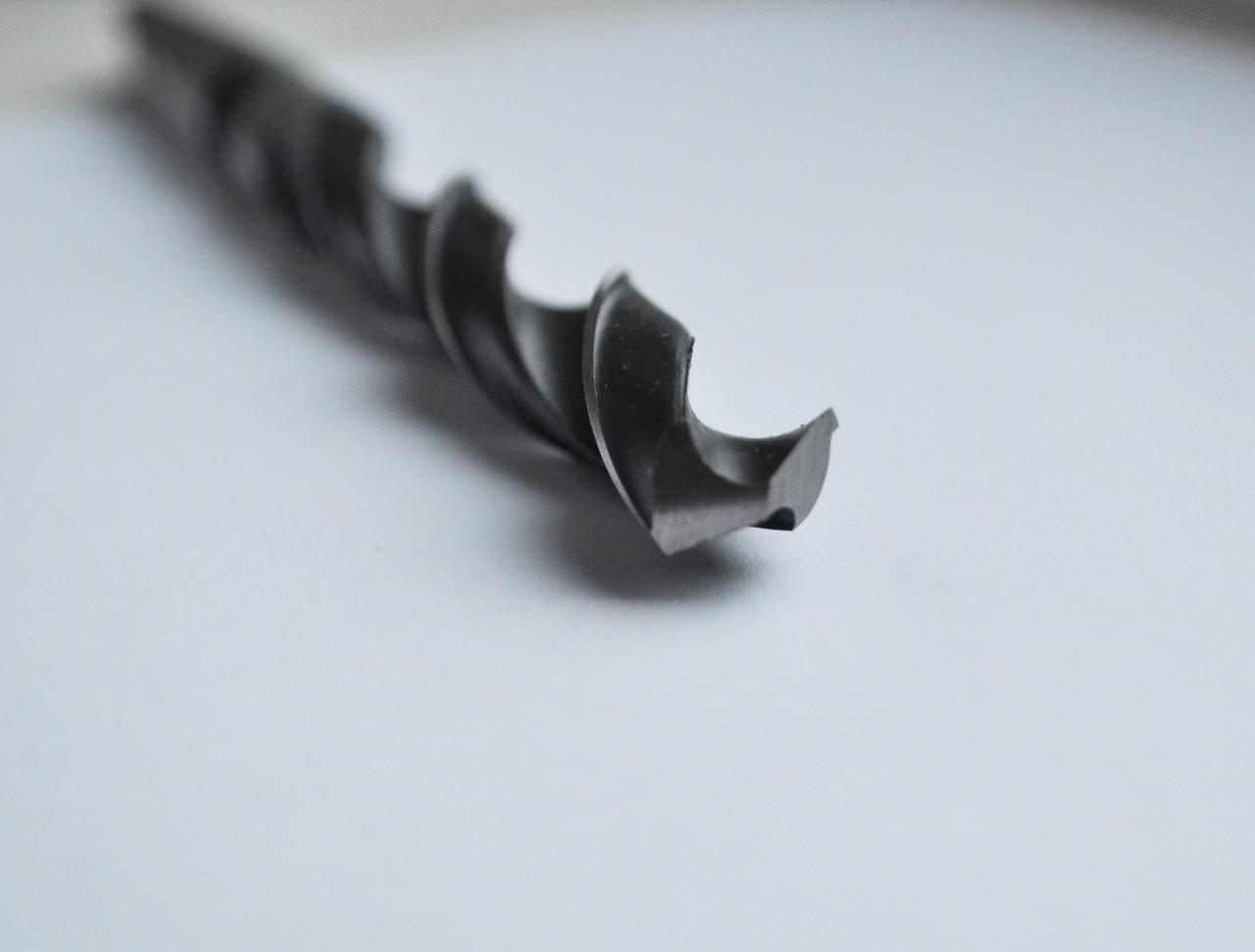 Сверло по металлу коническим хвостовиком 10 В1 Р6М5