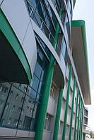 Светопрозрачные фасады 2