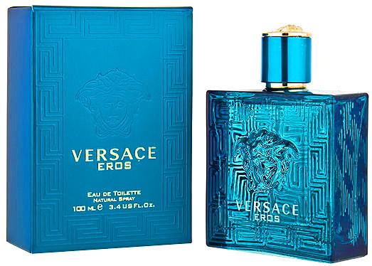 100 мл Versace Eros (м)  продажа 3ef812af477ef