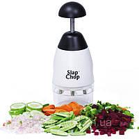 Ручной измельчитель продуктов Slap Chop (Слэп Чоп), фото 1