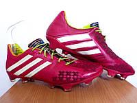 Бутсы Adidas Predator LZ TRX FG 100% Оригинал  р-р 42 (26,5см) (сток, б/у) футзалки бампы копы сороконожки