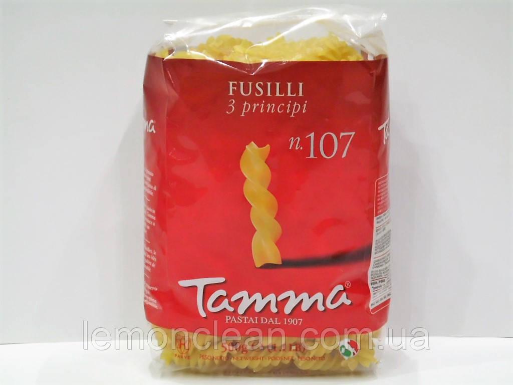 Макаронные изделия Tamma Fusilli, 500г.