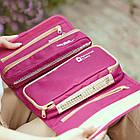 Дорожня косметичка (рожевий), фото 5