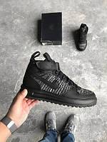 Мужские кроссовки Nike Lunar Force 1 Flyknit Workboot (41, 42, 43, 44, 45 размеры)