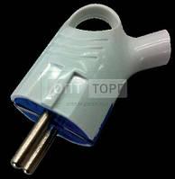 Вилки Lemanso Вилка 16А + ручка (синя вставка), Lemanso LMA005