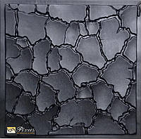 """Пластиковая форма для 3D панелей """"Сахара"""" (форма для 3д панелей из абс пластика)"""