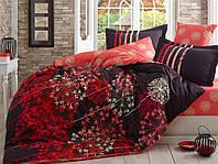 Комплект постельного белья сатин тм Hobby евро размер  Fiorella