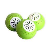 Поглотитель запаха в холодильнике Fresh Balls (Фреш Болс) - 3 шт, фото 1